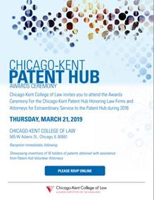 Chicago Kent Patent Hub